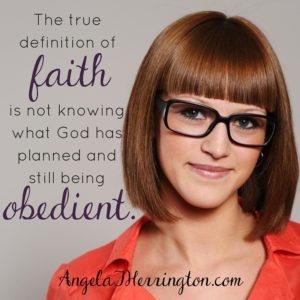 build with faith